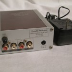 Audio Technica AT-PEQ20 phono equalizer