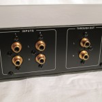 LUXMAN P-200 headphone amplifier