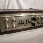 LUXMAN SQ-38FD integrated stereo amplifier