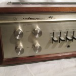 LUXMAN SQ-38F tube stereo integrated amplifier