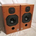Harbeth HL-Compact7ES-3 2way speaker systems (pair)