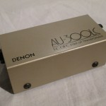 DENON AU-300LC MC step-up transformer