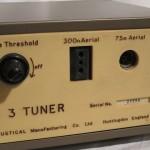 QUAD FM3 FM tuner