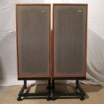 SPENDOR BC-Ⅱ 3way speaker systems include SP stands (pair)