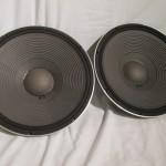 JBL 2235H LF transducers (pair)