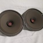 SIEMENS 6 Ruf lsp 22c full-range transducers (re-corned・pair)