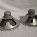 SIEMENS 6 Ruf lsp 22a 6inch full-range speakers (re-corned・pair)