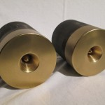GUNKYO GT-1000 edgeless UHF transducers (pair)
