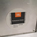JBL 3105 frequency dividing networks (pair)
