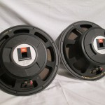 JBL 150-4H LF transducers (pair)