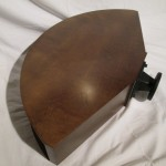 fostex H320 1inch(25.4mm) throat wood horns (pair)