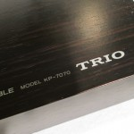 TRIO KP-7070 analog disc player
