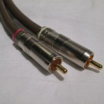 Accuphase ASL-10 RCA line cable 1.0m (pair)