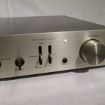 LUXMAN CL-32 tube stereo preamplifier