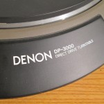 DENON DP-3000 phono mortor