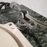 Gallard 301(white) + ortofon AS-212 analog disc player