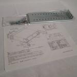 LEADER LR-2400V-I rack-mount adapter