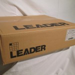 LEADER LR-2400V-I rack-mount adapter