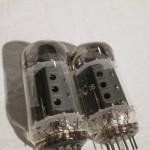 NEC 50CA10 power triode tubes (2pcs)