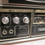 AKAI-4440D 4-track tape recorder