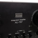 SANSUI AU-707 integrated stereo amplifier