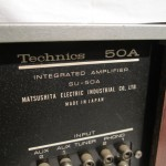 Technics SU-50A integrated stereo amplifier