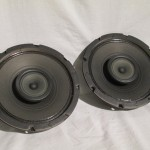 Electro Voice 409-8E 2way coaxial transducers (pair)
