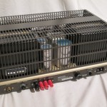 LUXMAN MB-3045 tube monaural power amplifiers (pair)