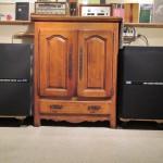 Urei 813C monitor speaker systems (pair)