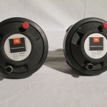 JBL 2405H UHF transducers (pair)