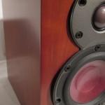 DALI Mentor Menuet (cherry) 2way speaker systems (pair)