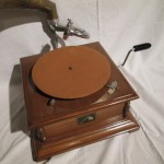 His Masters Voice type Phonograph/Gramophone