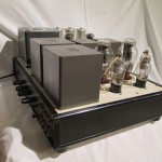 Gunkyo 300B-single stereo power amplifier