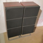 Bang & Olufsen BEOVOX MS150.2 3way + 1passive speaker systems (pair)