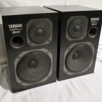 YAMAHA AST-S1 2way speaker systems (pair)