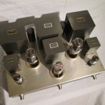 hand-made 300B-single stereo power amplifier