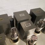 hand-made 300B-single stereo power amplifier