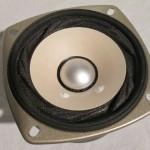 FOSTEX FF85K 8cm full-range transducers (pair)