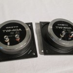 ONKYO TW-40A HF transducers (pair)