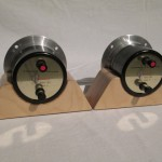 Stephans TruSonic 5KT + 5KX HF transducers (pair)