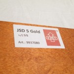 EMT JSD5 gold MC phono cartridge