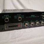 McIntosh C27 stereo preamplifier