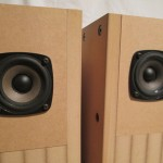 Hasehiro MM-141S + TB Speakers W3-583SA (pair)