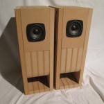 Hasehiro MM-141S + TB Speakers W3-583SE (pair)