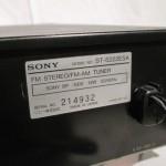 SONY ST-S222ESA FM/AM tuner