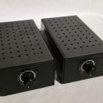 hand-made speaker networks 8,000Hz (pair)