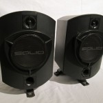 SOLID SOLIDMONITOR 2way speaker systems (pair)
