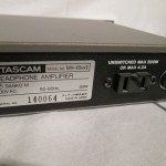 TASCAM MH-40mk2 headphone amplifier