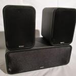 Audio Pro Mondial M.1(pair) + M.4(1pcs) speaker set