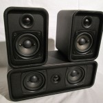Audio Pro Mondial M.1(pair) + M.4(1pcs) speaker set